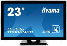 Monitor Iiyama ProLite T2336MSC-B2 (Touch, 23