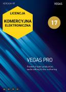 Vegas Pro 17 (elektroniczna, komercyjna)