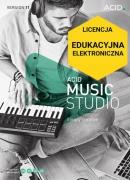 ACID Music Studio 11 (licencja elektroniczna, edukacyjna)