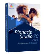 Corel Pinnacle Studio 20 Plus BOX PL