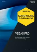 Vegas Pro 14 (elektroniczna, komercyjna)