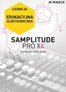 MAGIX Samplitude Pro X4 (licencja elektroniczna, edukacyjna)