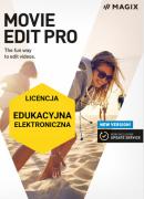MAGIX Movie Edit Pro (licencja elektroniczna, edukacyjna)