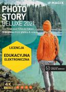 MAGIX Photostory Deluxe (wersja elektorniczna, licencja edukacyjna)