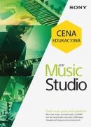 ACID Music Studio 10 (licencja elektroniczna, edukacyjna)