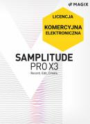 MAGIX Samplitude Pro X3 (licencja elektroniczna, komercyjna)