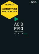 ACID Pro 10 (licencja elektroniczna, komercyjna)