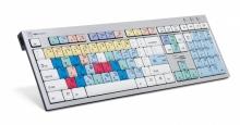 Klawiatura PC dla Steinberg Cubase/Nuendo (typ: US, Slim Line) LKBU-CBASE-AJPU-US
