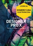 MAGIX Designer Pro X (licencja elektroniczna, komercyjna)