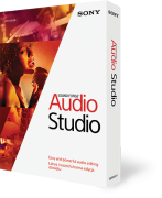 Sound Forge Audio Studio 10 Upgrade PL wersja (2014 Release)