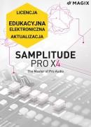 MAGIX Samplitude Pro X4 (licencja elektroniczna, edukacyjna, aktualizacja z poprzedniej wersji)