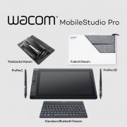 Wacom MobileStudio Pro 13 (512 GB, i7, Win10Pro) DTH-W1320H + PAKIET AKCESORIÓW