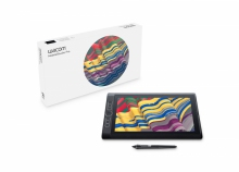 Wacom MobileStudio Pro 13 (512 GB, i7, Win10Pro) DTH-W1320H Wypożyczalnia – egzemplarz demo.