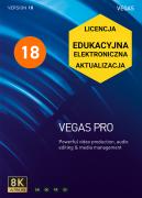 Vegas Pro 18 (edukacyjna, aktualizacja)
