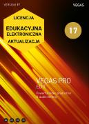 Vegas Pro 17 EDIT (elektroniczna, edukacyjna, aktualizacja)