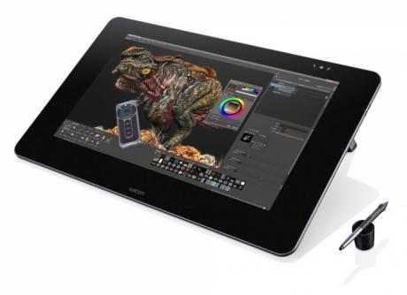 Tablet graficzny LCD Wacom Cintiq 27QHD Touch (DTH-2700) + kurs obsługi PL
