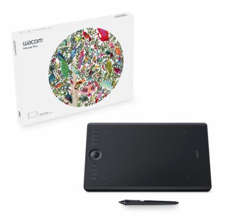 Tablet Wacom Intuos Pro Medium (PTH-660-N)