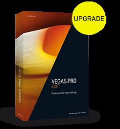 Vegas Pro 14 EDIT (elektroniczna, komercyjna, aktualizacja)