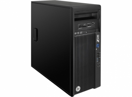 Stacja robocza HP Z230 (XEON, 256SSD)