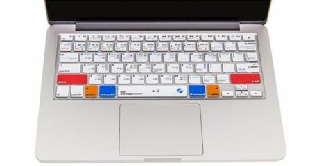 Nakładka LogicSkin MAC MakeMusic Finale (typ: US, MacBook) LS-FINALE-MBUC-US