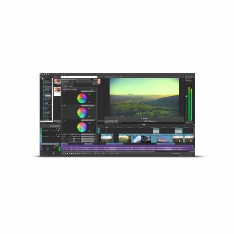 Vegas Pro 15 EDIT (elektroniczna, edukacyjna)