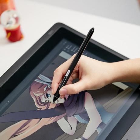 Piórko Pro Pen Slim KP301E do tabletów: PTH-460 PTH-660 PTH-860 / Cintiq PRO / MobileStudio Pro