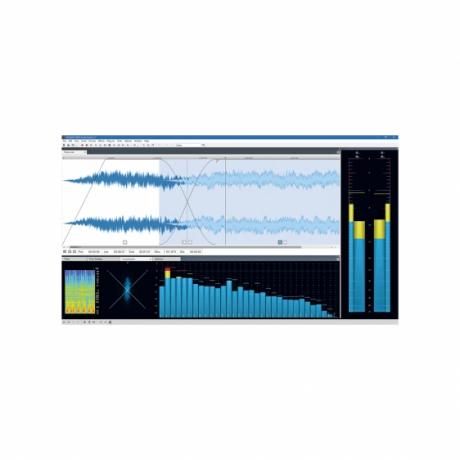 Sound Forge Audio Studio 12 (elektroniczna, komercyjna)