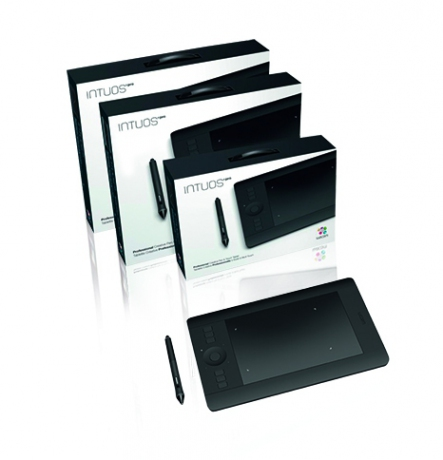 Tablet graficzny Wacom Intuos Pro L (A4) (PTH-851-RUPL) - outlet