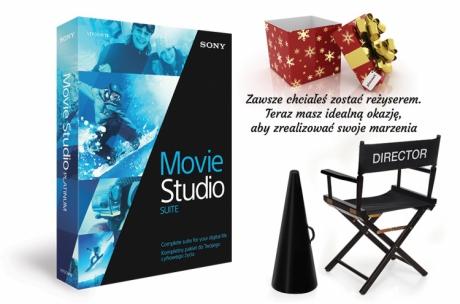 VEGAS Movie Studio 13 Suite PL Licencja komercyjna (BOX/ESD)