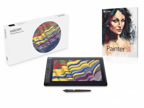 Wacom MobileStudio Pro 13 (128 GB, i5, Win10Home) + Corel Painter 2018