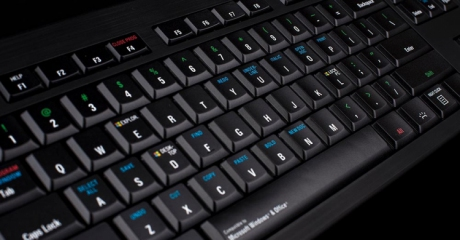 Klawiatura PC podświetlana dla Windows (typ: US, Astra) LKBU-WIN-APBH-US