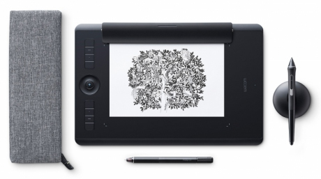 Tablet Wacom Intuos Pro Medium Paper (PTH-660P-N)