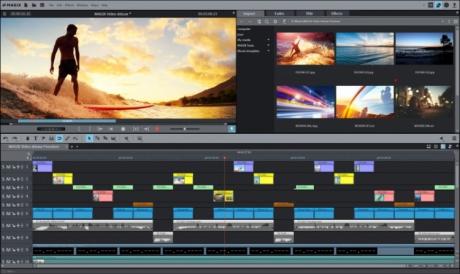 MAGIX Movie Edit Pro Premium (wersja pudełkowa, licencja komercyjna)