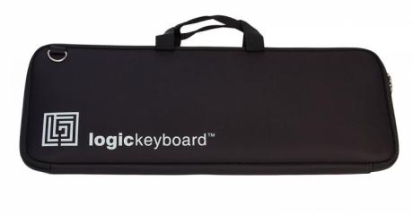 Torba LogicGo do klawiatur Logickeyboard (czarna) LB-PC-BLACK