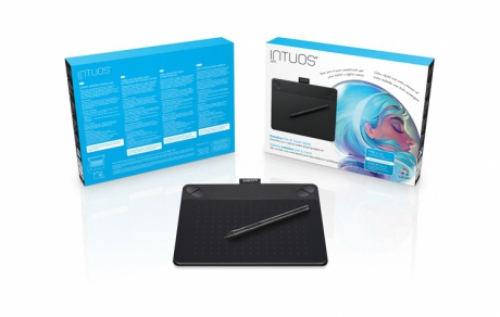 Tablet Wacom Intuos Art S CTH-490AK czarny + kurs PL