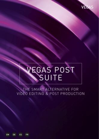 Vegas POST SUITE (elektroniczna, komercyjna)