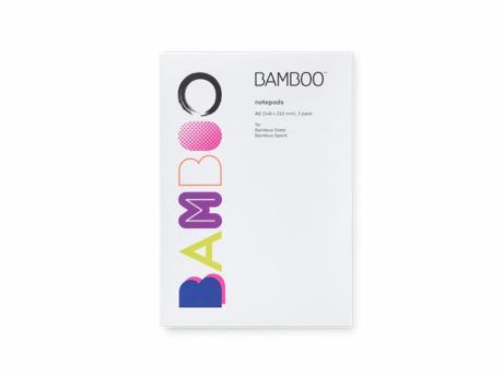 Notatnik A5 dla Bamboo Folio / Slate (komplet 3 sztuk)