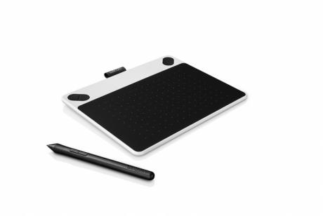 Tablet graficzny Wacom Intuos Draw S (A6) CTL-490DW biały + oprogr. + kurs obsługi PL