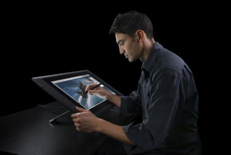 Tablet LCD Wacom Cintiq 22HD (DTK-2200) + kurs PL