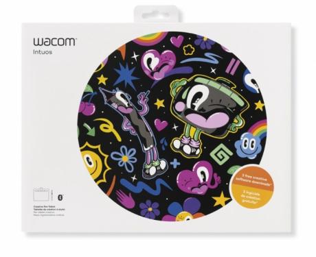 Tablet Wacom Intuos Pen Bluetooth M CTL-6100WLEN pistacjowy + 3 programy + kurs PL