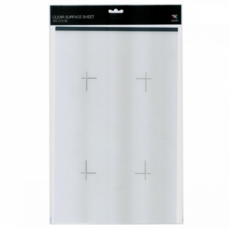 Folia ochronna ACK-10022 do tabletu Wacom Intuos4 M (PTK-640) transparent / przeźroczysta