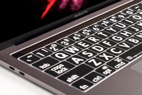 Nakładka MAC XL Print WB (typ: US, MacBook Pro '16) LS-LPRNTWB-MBP16-US