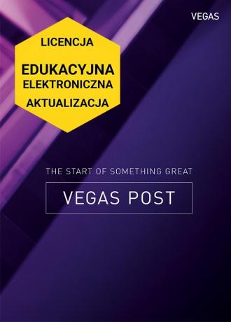 Vegas POST (elektroniczna, edukacyjna, aktualizacja)