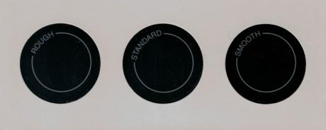 Powierzchnia robocza - imitacja papieru szorstkiego ACK122213  do Intuos Pro M (PTH-660)